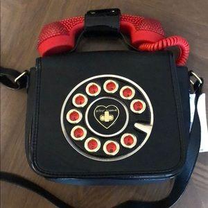 Betsey Johnson Telephone Handbag